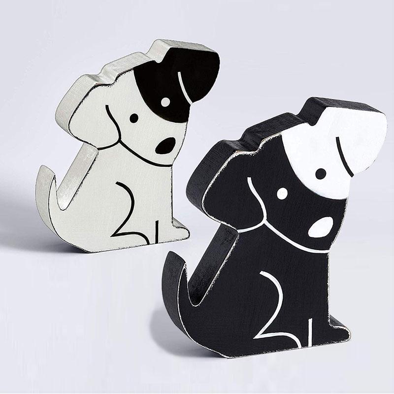 Cats&Dogs Statuette poru décoration - Chien