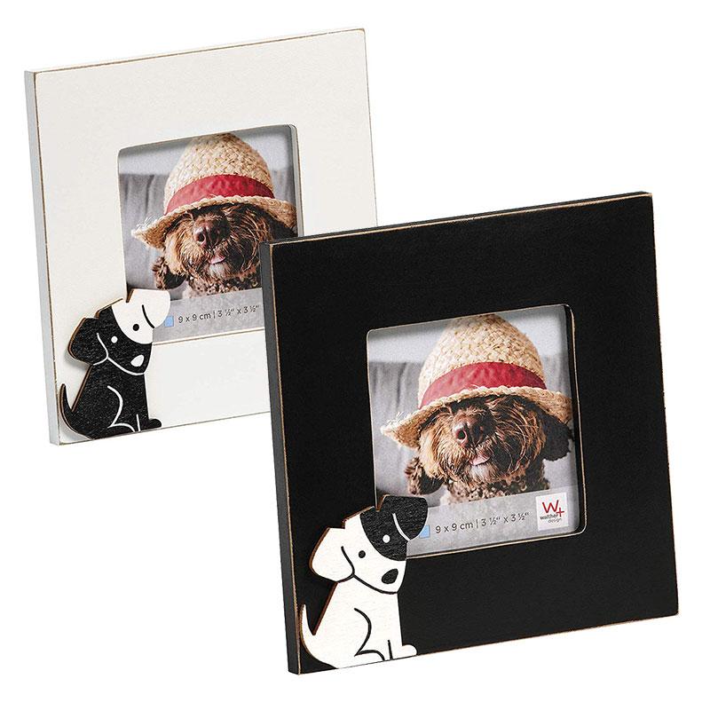 Cats&Dogs Cadre pour portrait 9x9 cm - Chien
