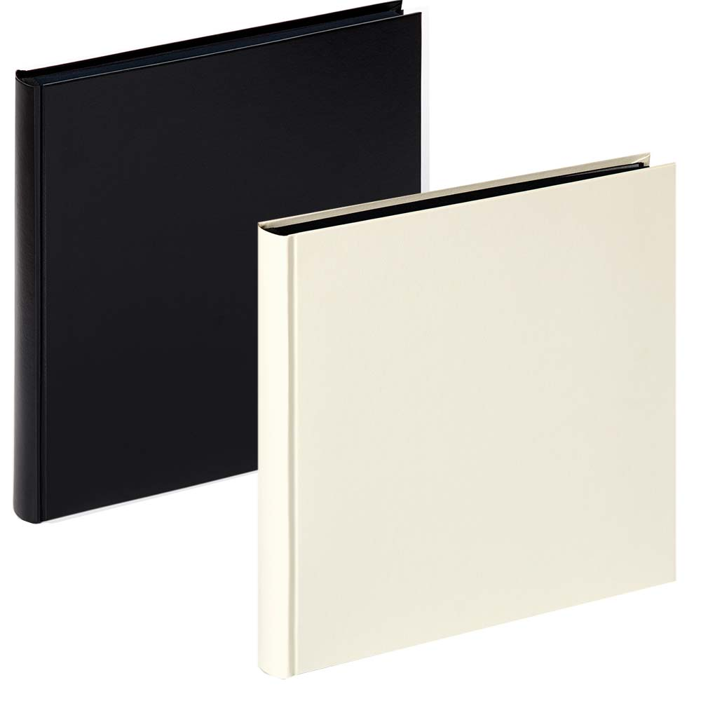 walther album livre charm avec 60 pages noires. Black Bedroom Furniture Sets. Home Design Ideas