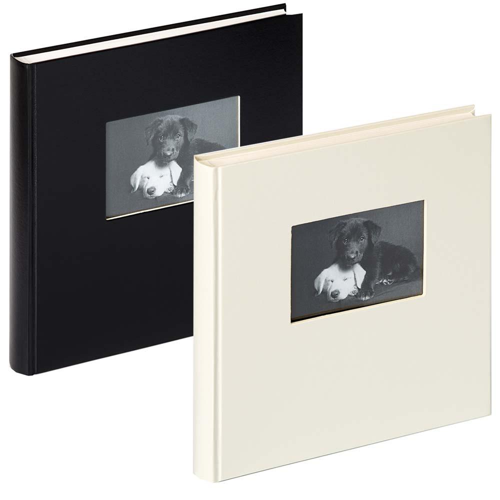 """Album livre """"Charm"""" avec 60 pages blanches"""