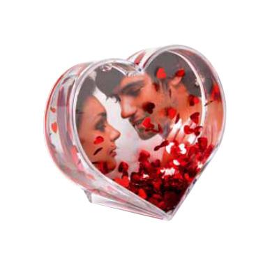 Coeur avec scintellements