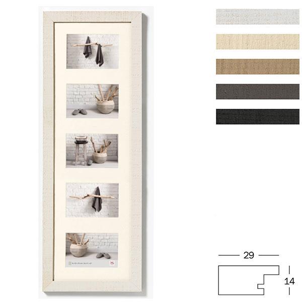 Cadre galerie pour 5 photos Home