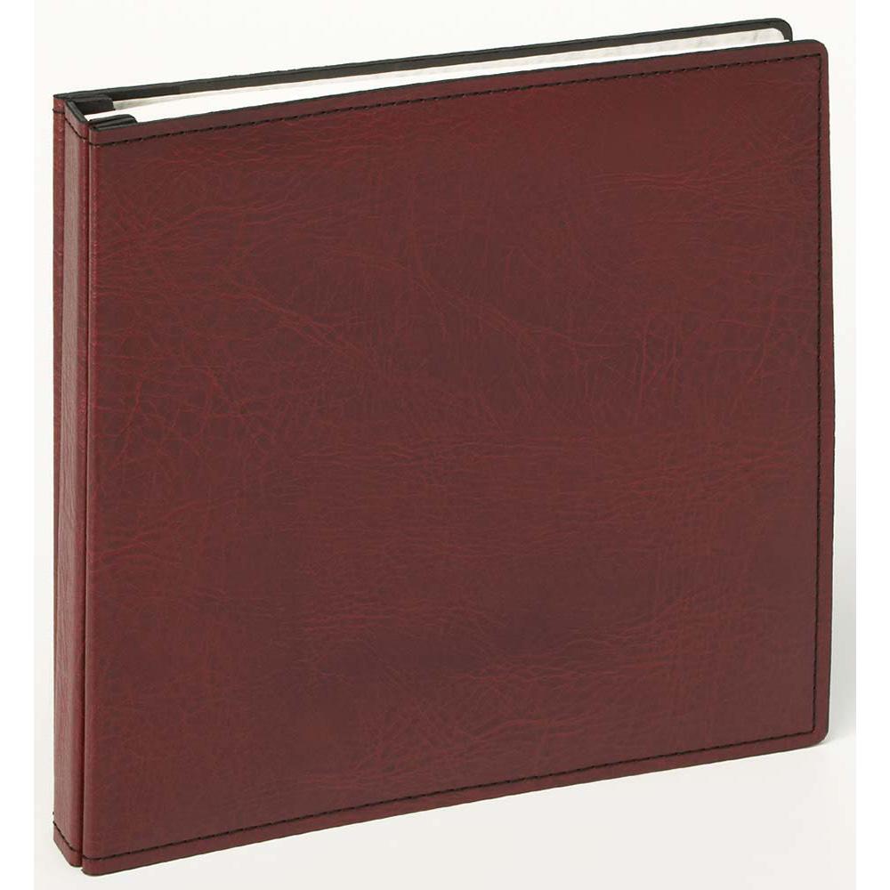 """Album livre avec vis """"Premium"""", 100 pages blanches"""