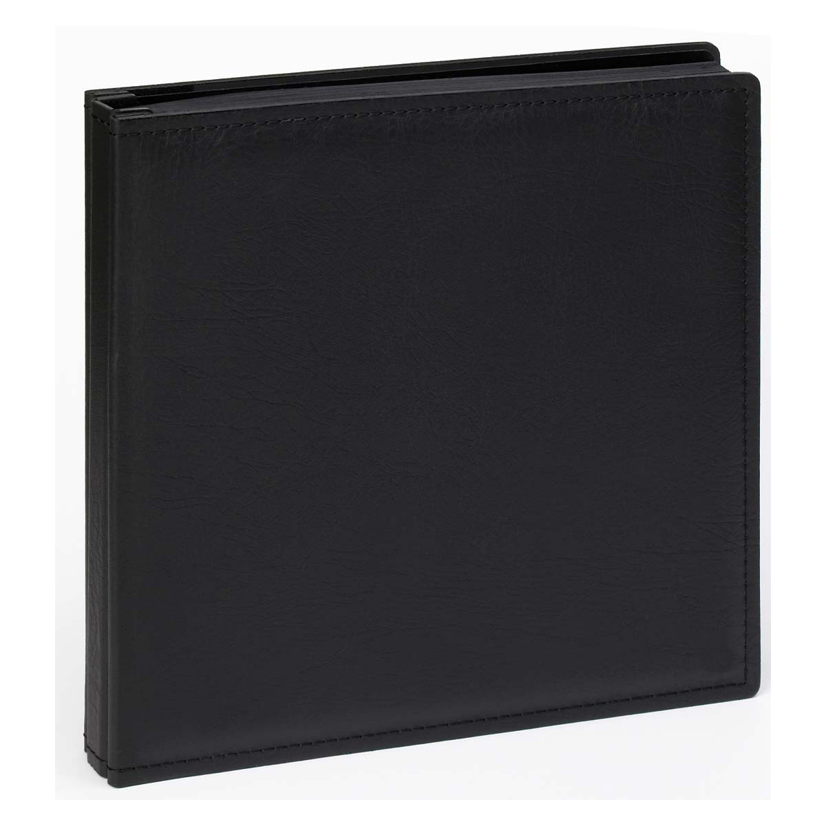"""Album livre avec vis """"Premium"""", 80 pages noires"""