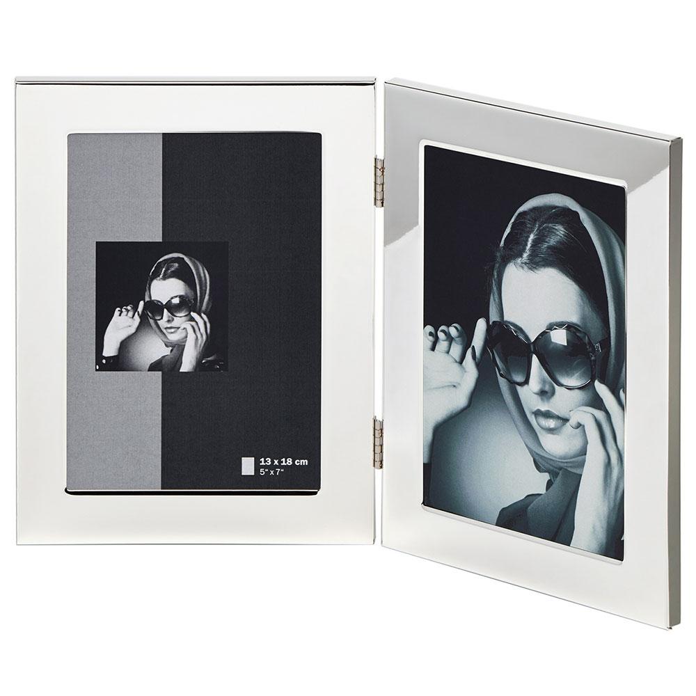 Cadre double Emily - format portrait