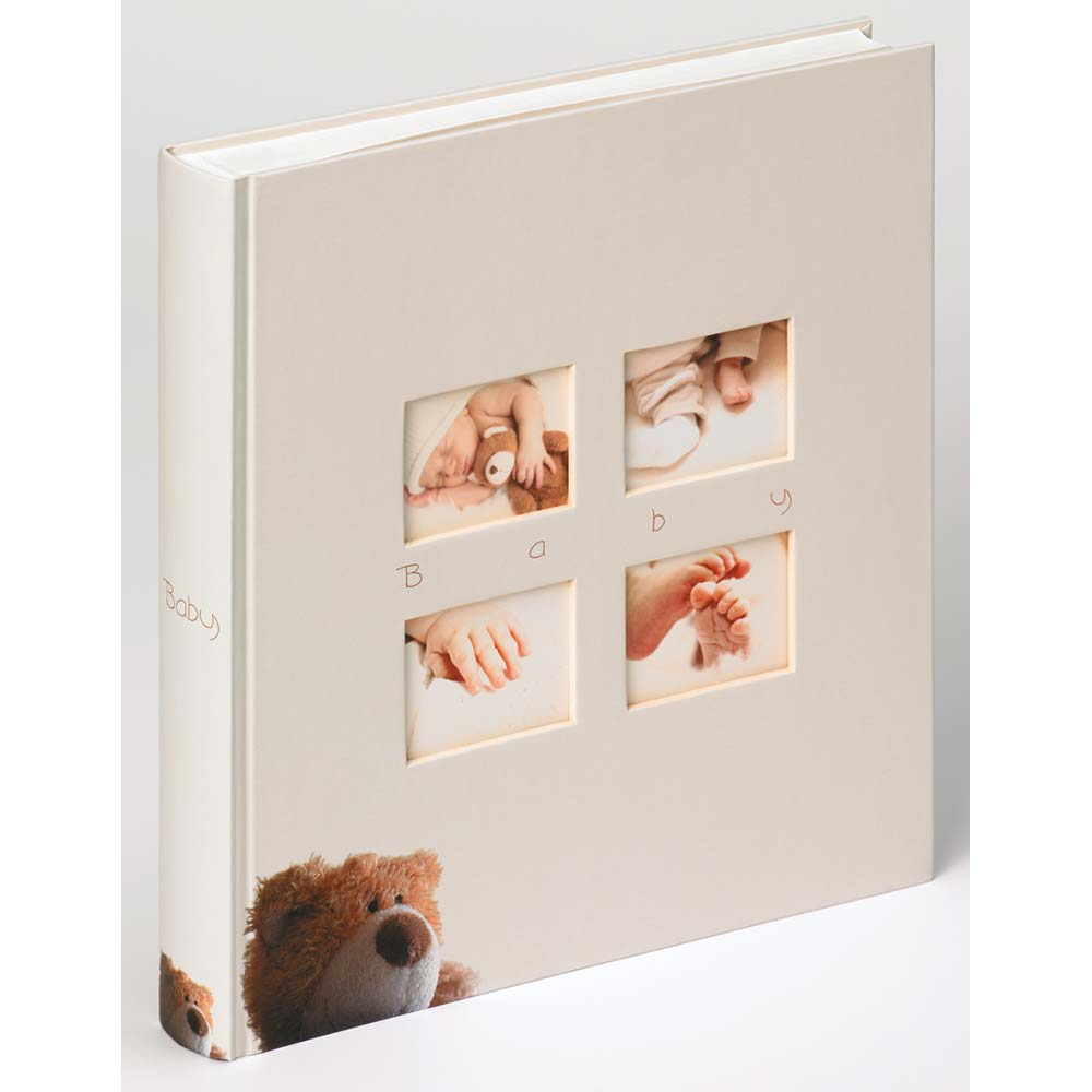 "Album bébé ""Classic Bear"", 22x20 cm"