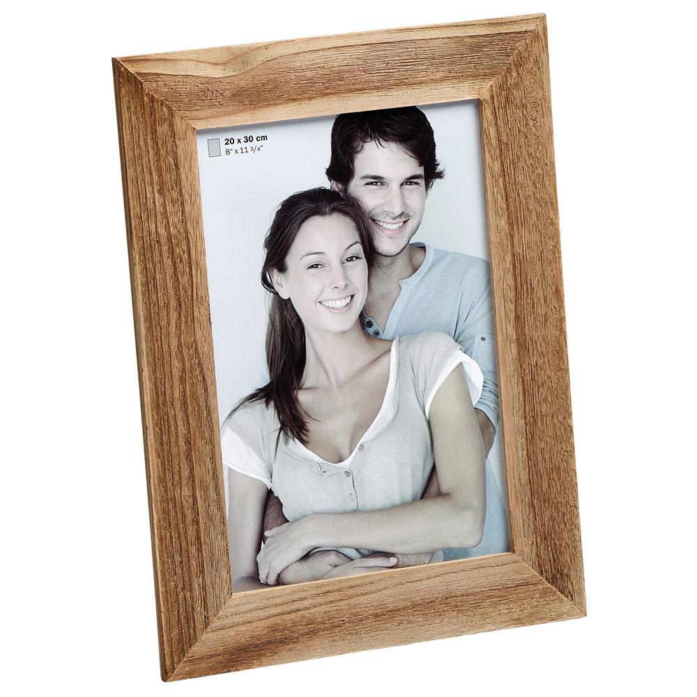 Cadre pour portrait Limmerick II 10x15 cm | brun
