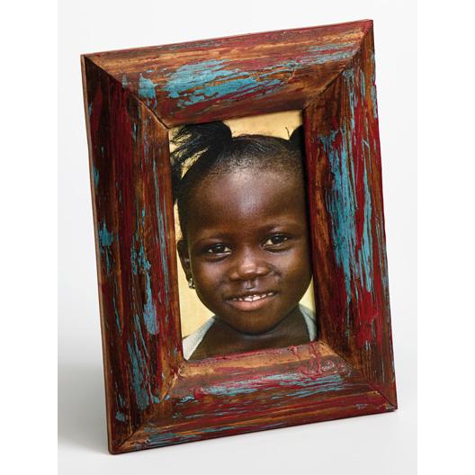 Cadre pour portrait Sapeli