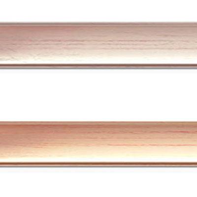 aicham larson juhl cadre en bois nordic 4 4. Black Bedroom Furniture Sets. Home Design Ideas
