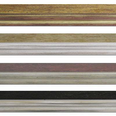 aicham larson juhl cadre en bois lucerne 5 2. Black Bedroom Furniture Sets. Home Design Ideas