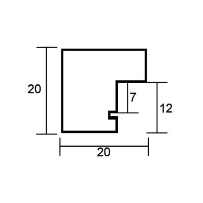 mira cadre en bois lothringen sur mesure. Black Bedroom Furniture Sets. Home Design Ideas