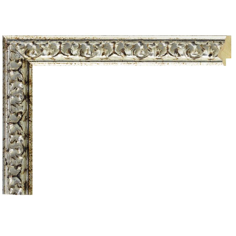 Peignoir Eponge Homme Personnalisé : Mira cadre baroque Rémelfing réalisation sur mesure