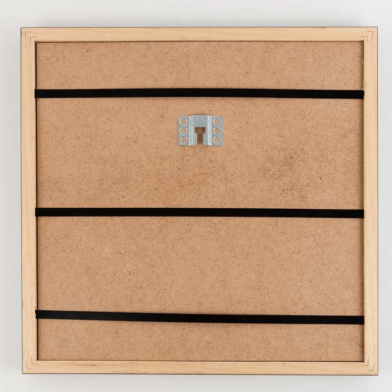 mira cadre pour m dailles 30x30 cm blanc. Black Bedroom Furniture Sets. Home Design Ideas
