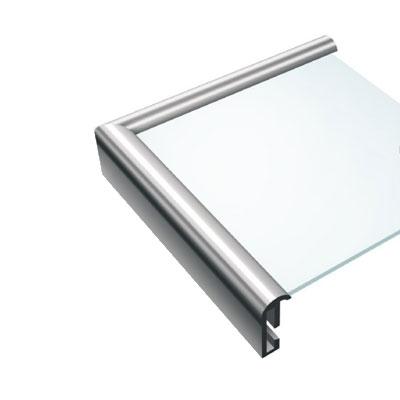 roggenkamp cadre en aluminium profil r. Black Bedroom Furniture Sets. Home Design Ideas